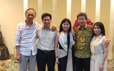Lamaran – 2 families coming together