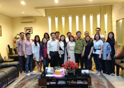 Marhensia's mom's family